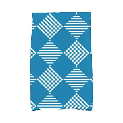 The Holiday Aisle Jump for Joy Check It Twice Hand Towel Color  Teal. 1000  ideas about Teal Hand Towels on Pinterest   Towels  Yellow
