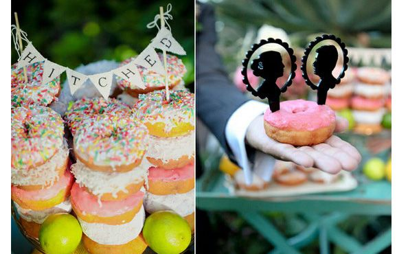 Donut bar #ideas #boda #catering