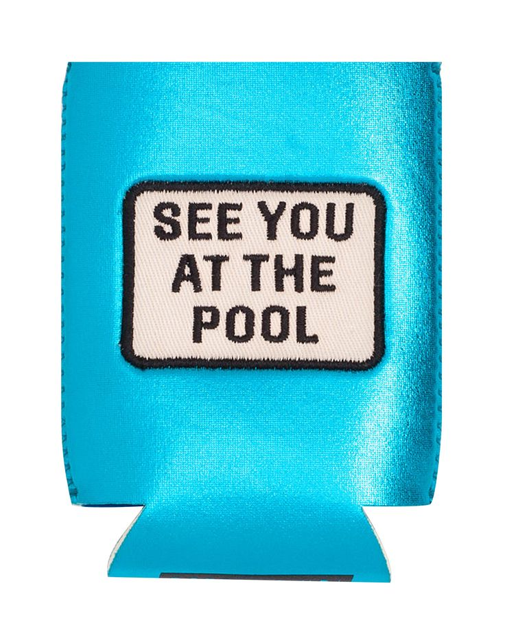 Ban.do See You at the Pool Drink Sleeve