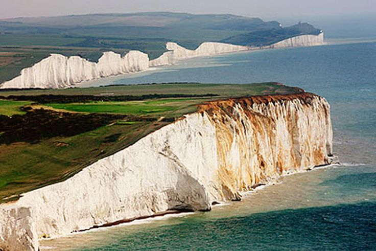 Beachy Head Eastbourne – Best Travel in England 2016 - Trips Channel