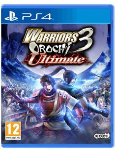 Koei Ltd Warriors Orochi 3 Ultimate on PS4 Warriors Orochi 3 Ultimate PS4 is an enhanced version of the hit action game Warriors Orochi 3 once again combining the much loved heroes of the Dynasty Warriors and Samurai Warriors series. Fans will http://www.MightGet.com/february-2017-1/koei-ltd-warriors-orochi-3-ultimate-on-ps4.asp