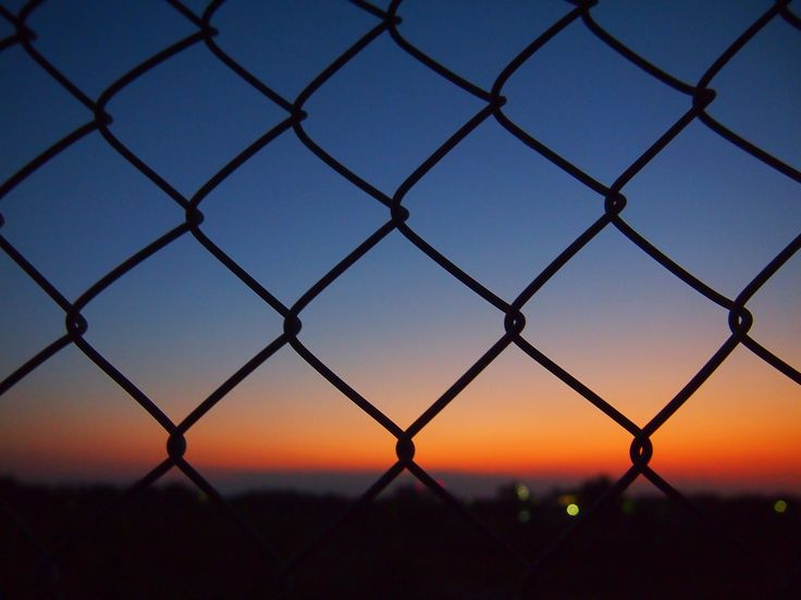 magic hour of fence