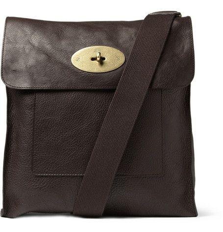 Mulberry - Antony Leather Messenger Bag