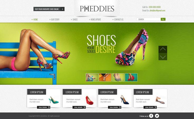 #shoewebsite