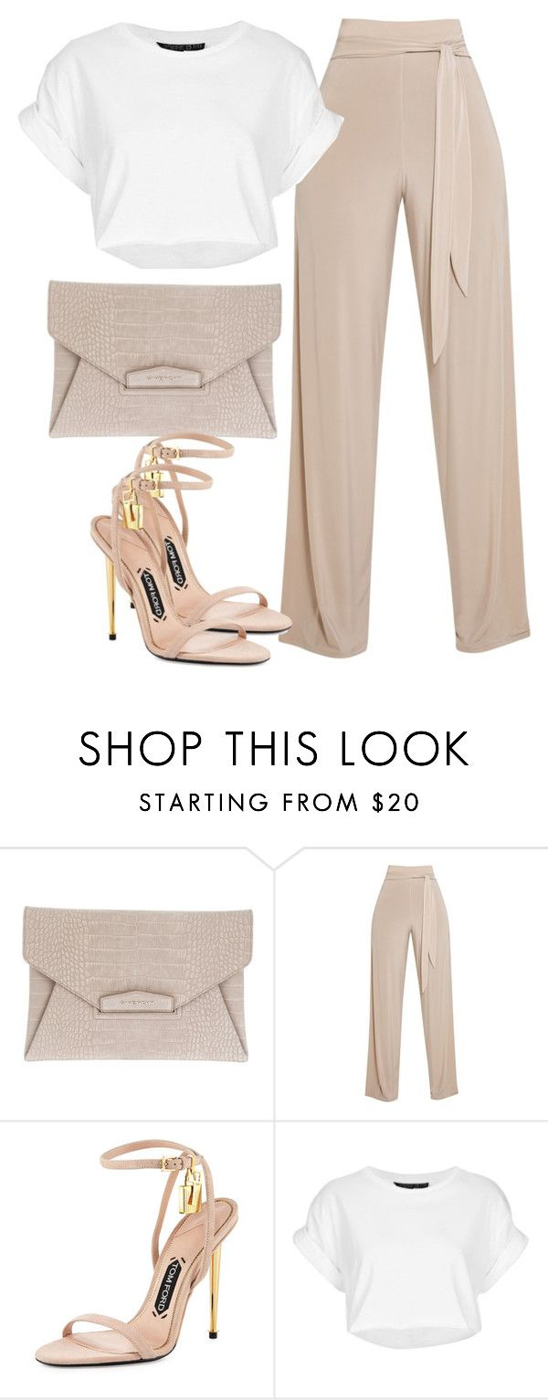 """Untitled #422"" by iloveivonne on Polyvore featuring Givenchy, Tom Ford, Topshop, women's clothing, women, female, woman, misses and juniors"