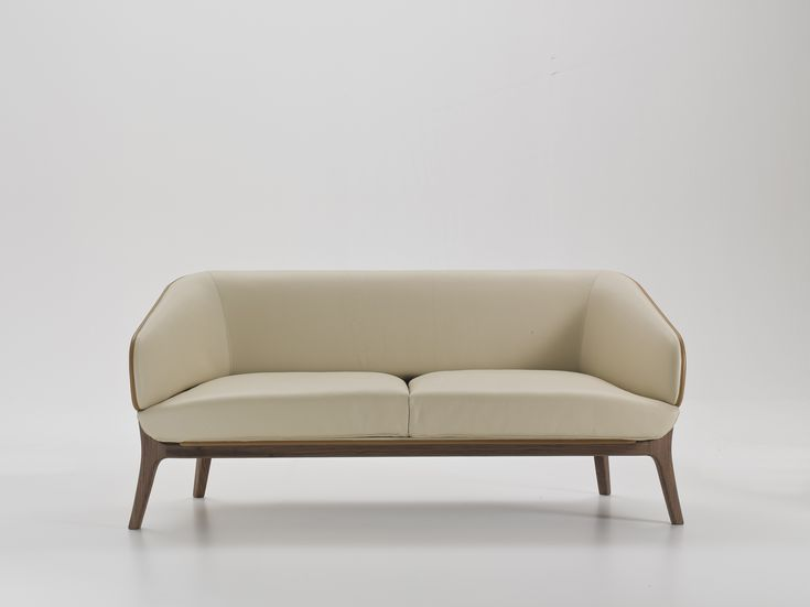 SAVILE ROW Sofá de cuero by i 4 Mariani diseño Alessandro Dubini