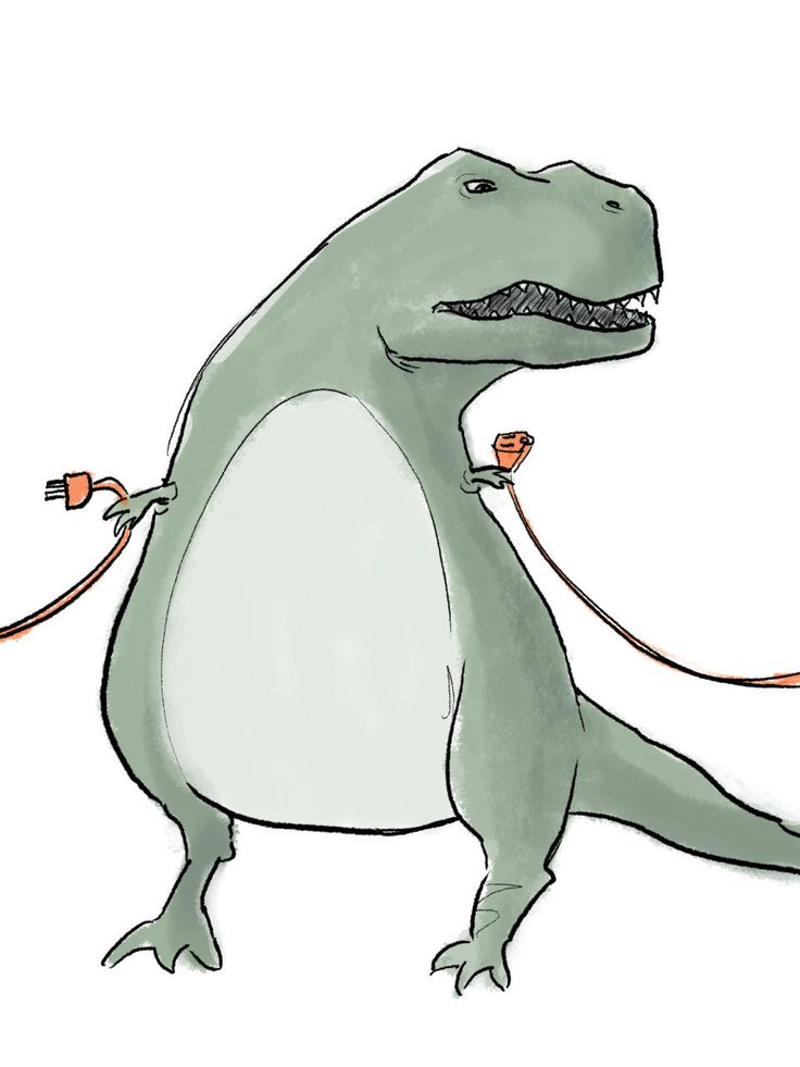 omg t-rex jokes never get old.