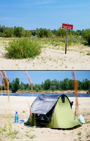 Mikrowyprawa, czyli noc na nadwiślańskiej plaży. http://tvnmeteoactive.tvn24.pl/inne-aktywnosci,3019/mikrowyprawa-czyli-noc-na-nadwislanskiej-plazy,174528,0.html