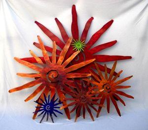Metal yard art: Metal Sculptures, Garden Art, Yardart, Metal Wall Art, Metal Art, Metal Yard Art, Art Walls