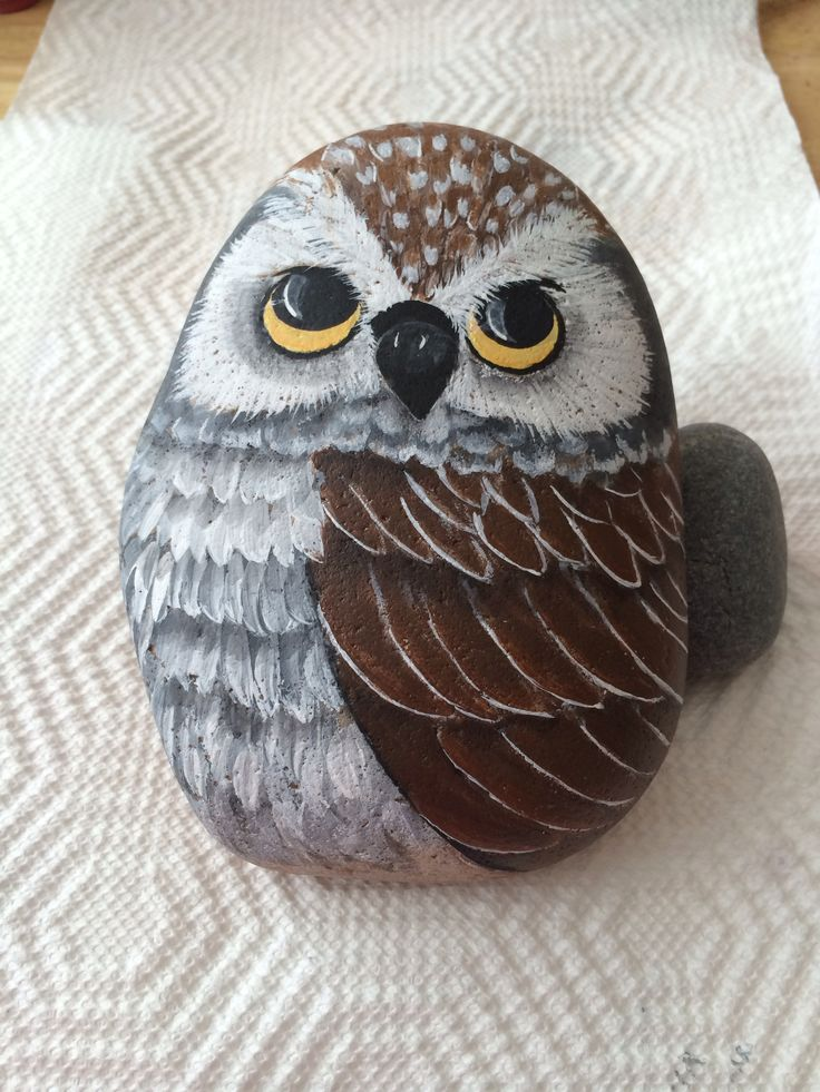These tips and instructions show the best materials to use to paint designs on rocks and stones and use them as outdoor garden art. Find out what paint to use and get crafty! I'll show you everything you need to get started plus a gallery of ideas including cats, owls, .