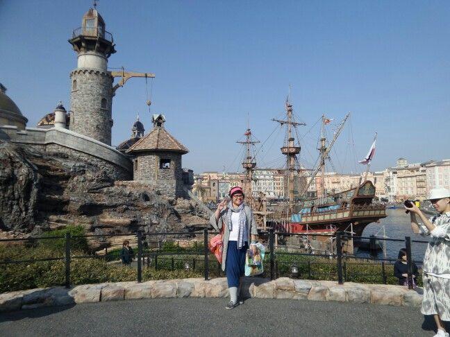 Disneysea, Tokyo