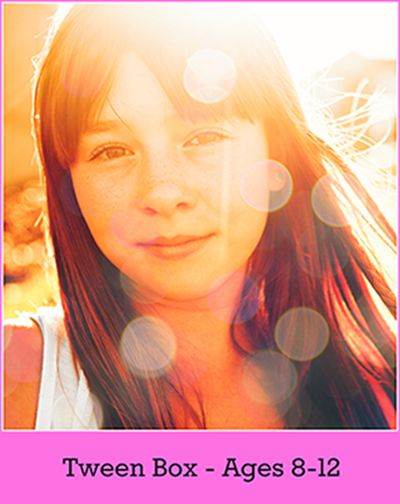 New Tween and Teen Monthly Gift Box Subscritions   iBbeautiful - iBbeautiful