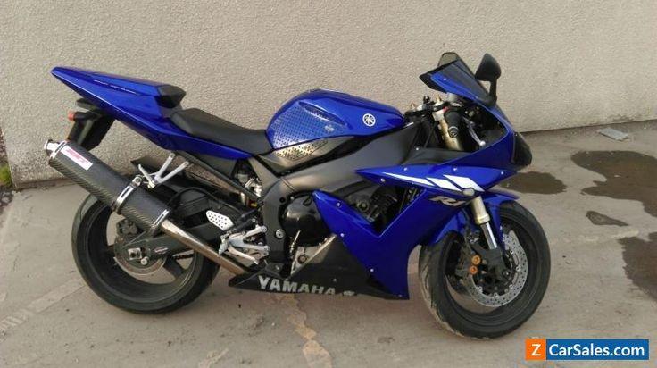 Yamaha r1 2004 #yamaha #r1 #forsale #unitedkingdom