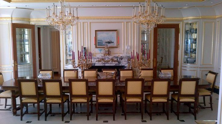 Eyremount Dining Room.