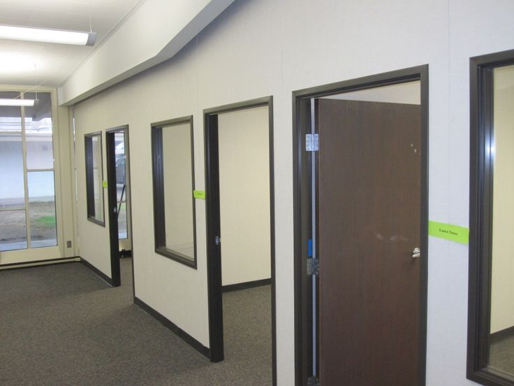 create offices in hours with n-wall. cost effective as drywall