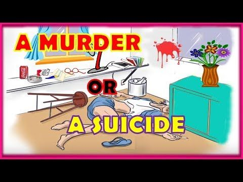 3 RIDDLES POPULAR ON CRIME - MURDER MYSTERY RIDDLES - ONLY 5% OF US CAN ...