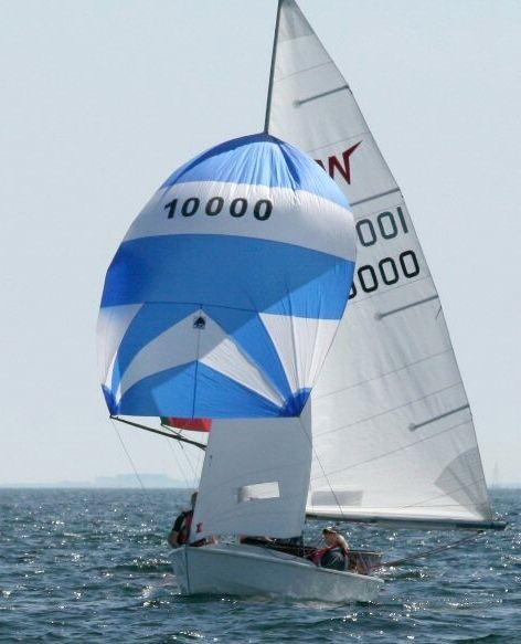 Wayfarer + S Sail No W10000
