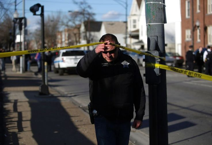 Chicago hit a grim milestone Tuesday, with more than a thousand people shot in the Midwestern US city since the beginning of the year.  According to the Chicago Tribune newspaper 1,008 people have been shot in the city -- at least 182 fatally -- since the beginning of January, a pace roughly unchanged