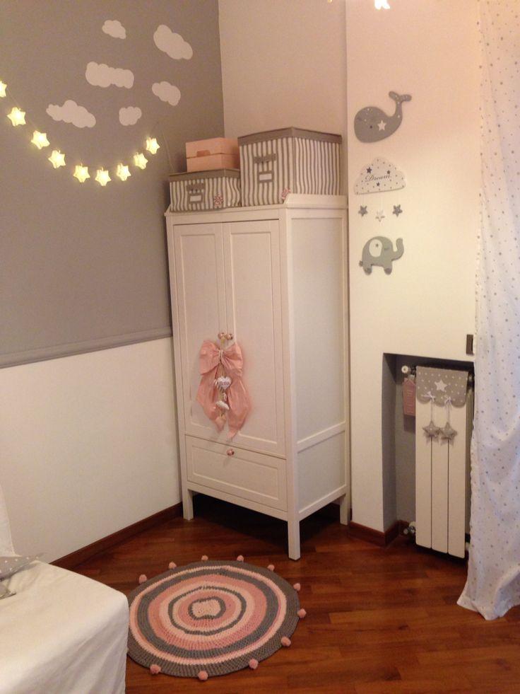 Baby room ikea maison du monde star uncinetto tappeto fatto a mano ...