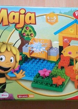 Kaufe meinen Artikel bei #Mamikreisel http://www.mamikreisel.de/spielzeug/zum-bauen-playmobil-lego-and-co-dot/48520579-bausteine-biene-maja