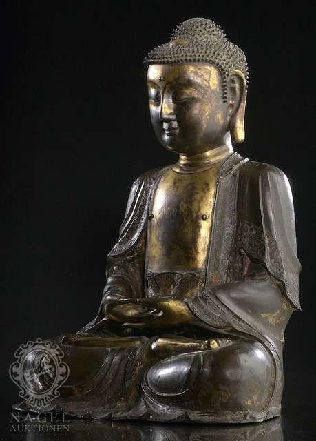 bonham buddhist singles A fine gilt bronze figure of a buddhist deity & mandorla probably 17th/18th century the finely sculpted and cast multi-headed deity wearing buddhist tiaras surrounding the stupa-form.
