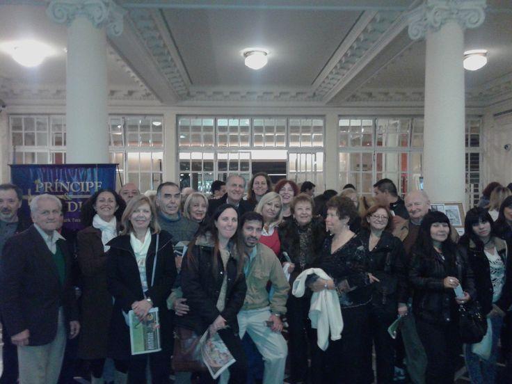 Teatro 25 de Mayo - Ministerio de Cultura - GCBA