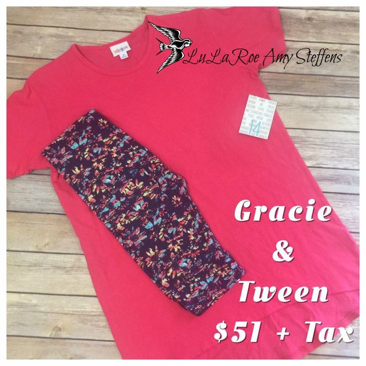 Lularoe Gracie and Tween Leggings