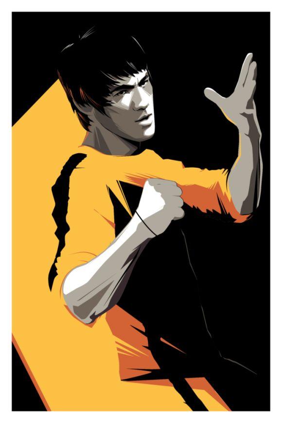 Bruce Lee ------------------------------------ www.urbanwarriorsacademy.com www.facebook.com/urbanwarriorslondon www.twitter.com/UWAlondon Más