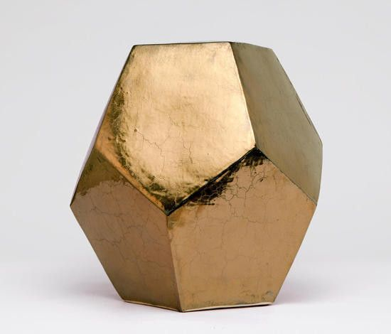 Kole Stool-Gold