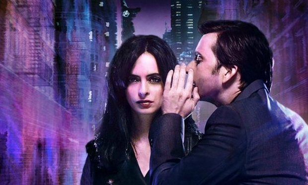 Guess Who's Coming To Dinner: Sneak Peek Of David Tennant In Marvel's Jessica Jones