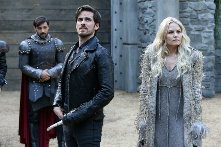 Arthur is in the background just quietly shipping Captain Swan