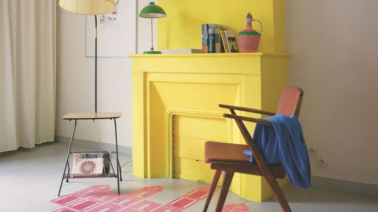 28 best Rénovation images on Pinterest House decorations, Painted