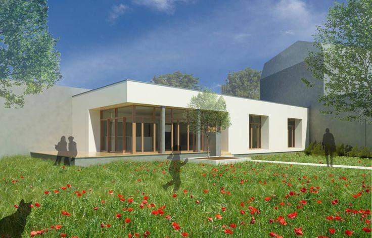 Trouvez les meilleures idées & inspirations pour votre maison grâce à nos experts.Maison N02 par 3B Architecture | homify