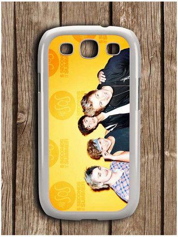 5 Second Of Summer Samsung Galaxy S3 Case