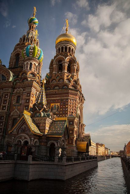 Church of the Savior on the Spilled Blood by Olga Kruglova, via Flickr  #pidetudeseo en - #makeyourwish at www.nourland.com  y compártelo en - and share it on Facebook, Twitter and Google+