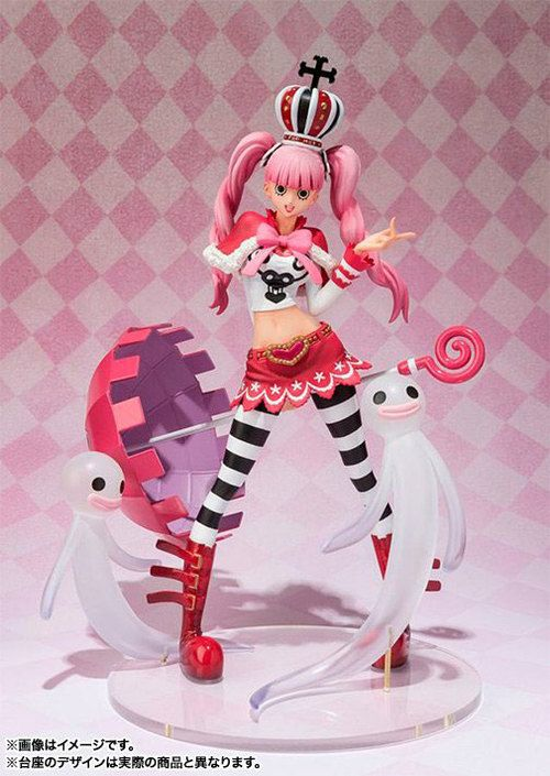 Perona from One Piece figure || anime figure