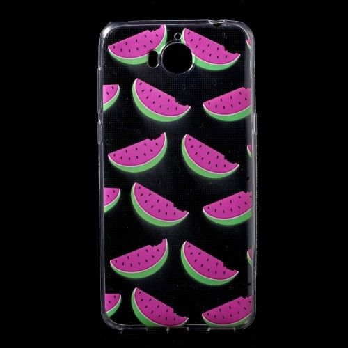 coque huawei y6 ananas
