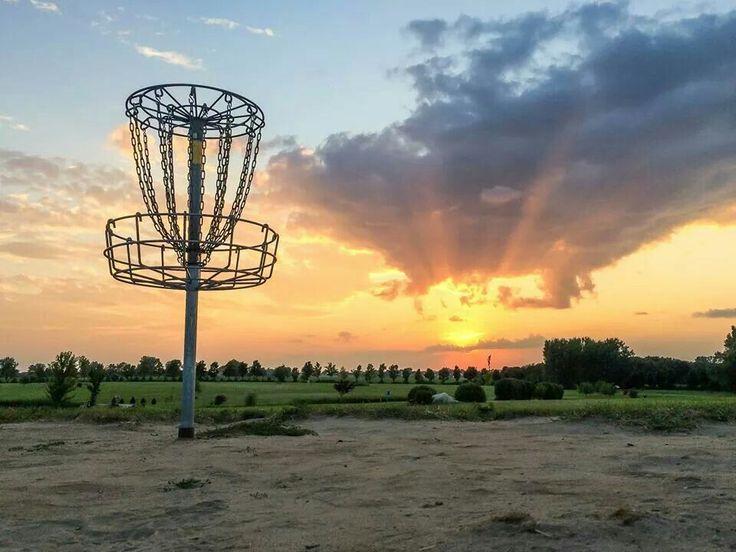Photo by Michael Deeter 7/31/2014 ~Hiawatha @ sunset~