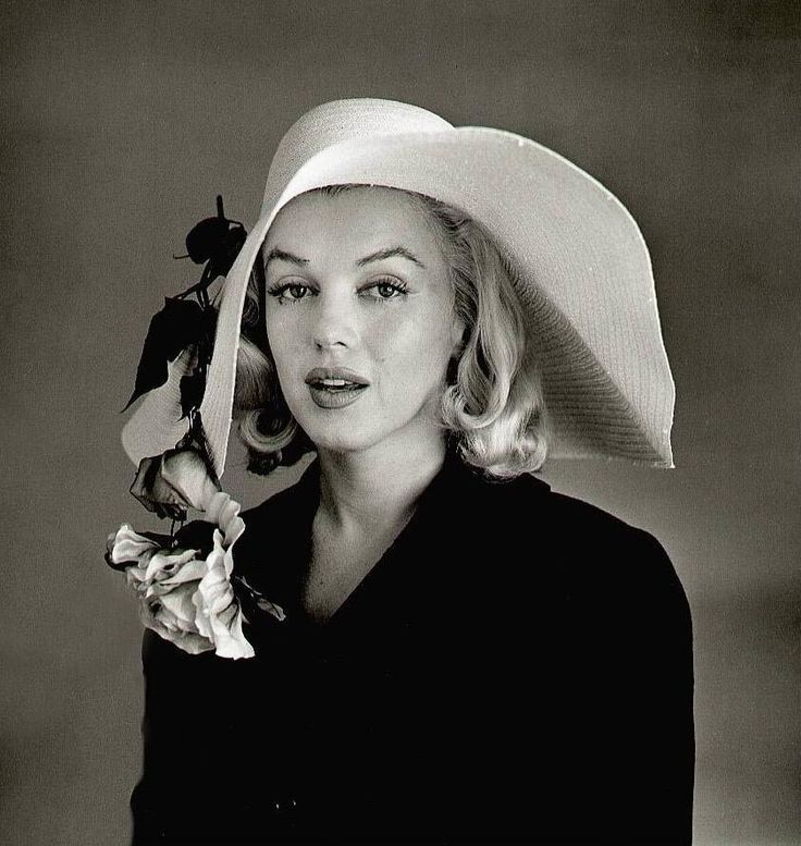 Marilyn. Love this hat