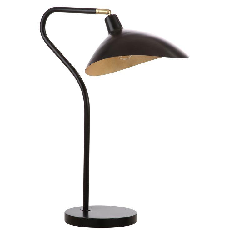 Safavieh Lighting Giselle 30-Inch Adjustable Table Lamp