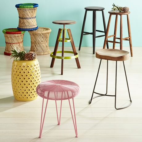 New stools from the Freedom S/S14 Collection #freedomaustralia