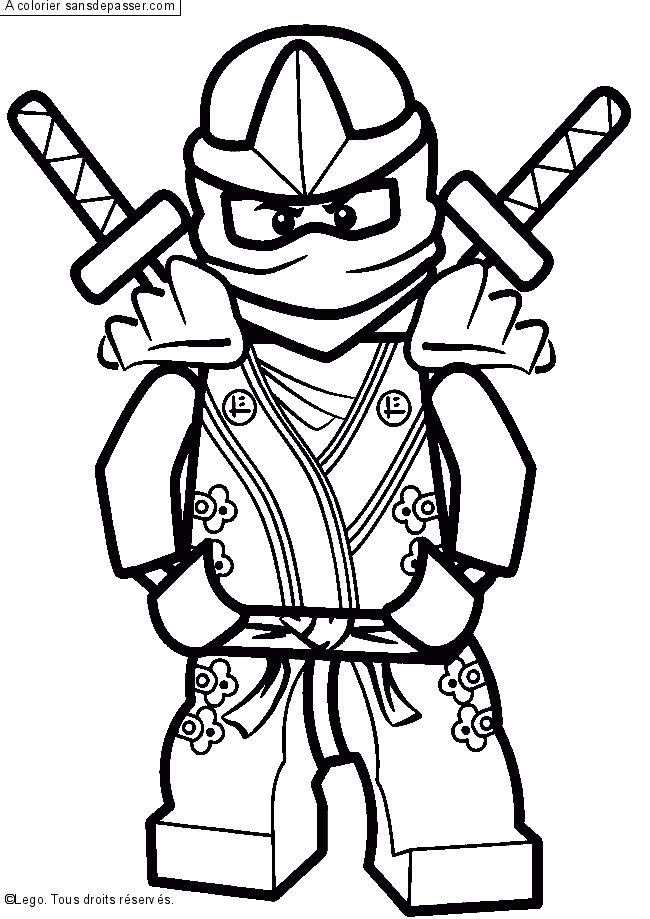 25 best ideas about coloriage ninjago on pinterest coloriage de ninjago dessin de ninjago - Coloriage ninja go ...