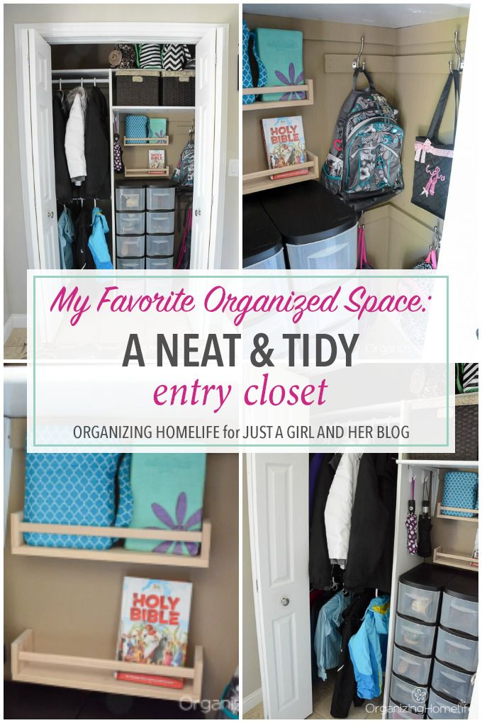 39 best images about Organization ~ Closets & Entryways on ...