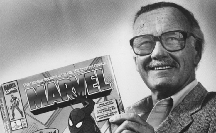 STAN LEE'S BIRTHDAY: As the comics legend turns 92 today, here are our 20 Favorite Stan Lee Quotes… - The Washington Post