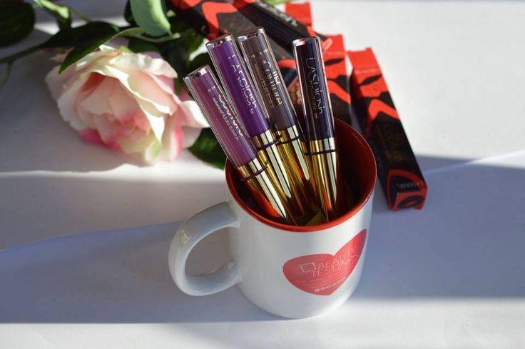 #LipCouture by #LaSplash.. A bouquet of colors! Πειραματίσου με τις πιο τολμηρές, σαγηνευτικές, ρομαντικές αποχρώσεις και λάμψε με την παρουσία σου.  🆕🔝💄❤️ Find Here➡️ https://goo.gl/7rqIoF ✔️ #beautytestbox #beautytestboxeshop #mattelips #lipstick #makeup #GreekEshop #cosmetics #beauty #musthave #beautyproducts #ShippingToCyprus #instapic #picoftheday