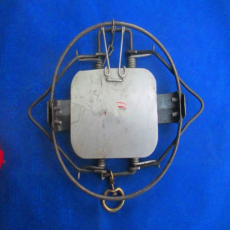Strong Power cheap price Skunk Trap 5.1 Inch 130mm
