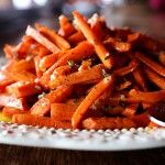 Roasted Carrots with Vinaigrette | The Pioneer Woman Cooks | Ree Drummond