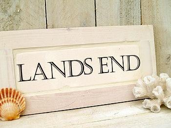 Lands End, UK