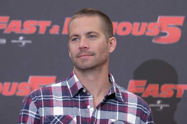 "Paul Walker 1973 - 2013 ""If one day the speed kills me, do not cry because I was smiling"" Passed away at the age of 30 in a vehicle accident."