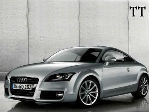 German Car Maker Audi Has Launches New TT Coupe In Indian Market - Audi car maker